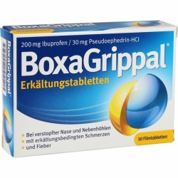 Boxagrippal Erk 200mg/30mg...