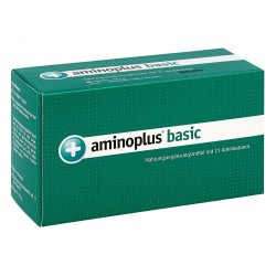 AMINOPLUS basic Kapseln 60 st.