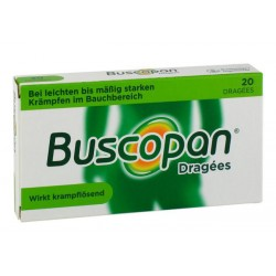 BUSCOPAN Dragees (20 st.)