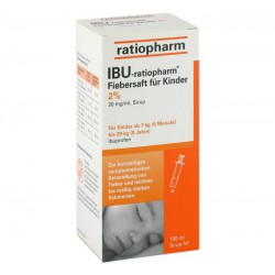 IBU-RATIOPHARM Fiebersaft...